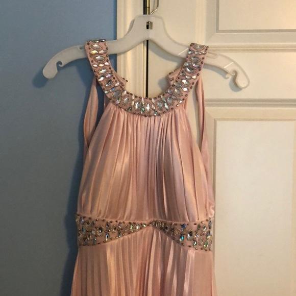 Dresses & Skirts - Blush Pink Prom Dress